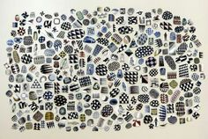 Richard Killeen; Social fragments, 1997