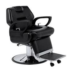 The William Rufus Barber Chair - Standish Salon Goods Hair Salon Chairs, Salon Styling Chairs, Cheap Office Chairs, Stylish Chairs, Garage Furniture, Salon Furniture, Barber Accessories, Barber Equipment, Small Living Room Chairs