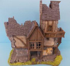 Ruined House, Mordheim