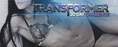 How do I join the transformer challenge??  Step 1: Follow this board Step 2: Get ready to hiit on July 8th  That's it!!