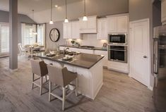 Model Home in Austin Texas, Palmera Ridge community