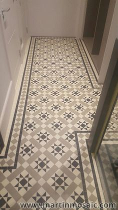 Flooring Stenciled Floor Hallway Our Home Hallway Decorating Hallway . Sculpt By Axis Corridor Design Corridor Lighting Hotel . Hall Tiles, Tiled Hallway, Modern Hallway, Foyer Flooring, Best Flooring, Flooring Options, Floor Ceiling, Tile Floor, Edwardian Hallway