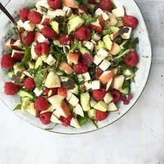 Aftenens salat til tærte (igen)