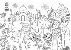 Download 25 beautiful colouring pages in ready to print format for free! Print Format, Colouring Pages, Scribble, Prints, Free, Color, Beautiful, Quote Coloring Pages, Coloring Pages