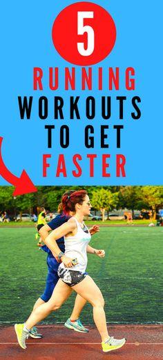 Interval Running Workouts, Speed Workout, Fast Workouts, Track Workout, Interval Training, Hiit, Cardio, Best Running Gear, Running Plan