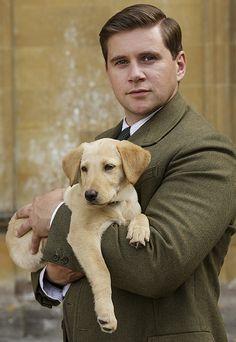 Tom and Tiaa - Downton Abbey