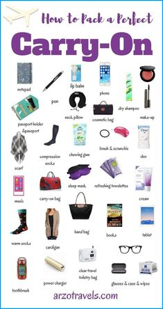 Ultimate Packing List: The Perfect Summer Packing List How to pack a perfect ca. - Ultimate Packing List: The Perfect Summer Packing List How to pack a perfect carry-on bag. Summer Packing Lists, Travel Packing Checklist, Road Trip Packing, Travelling Tips, Packing Hacks, Vacation Packing, Packing Ideas, Vegas Packing, Weekend Packing List