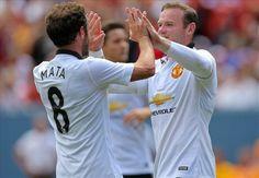 Mata impressed by 'demanding' Van Gaal