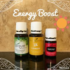 Need energy and want to lose weight? These 3 essential oils have helped increase my energy and lose weight. Mix Slique with NingXia Red. Yl Essential Oils, Yl Oils, Young Living Essential Oils, Essential Oil Blends, Young Living Energy, Young Living Oils, Young Living Slique, Oils For Energy, Healing Oils