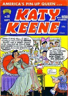 Cover for Katy Keene (1949 series) #18