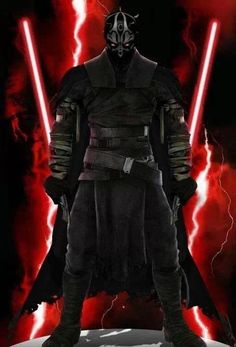 Xander Opress the Youngest Brother of Darth Maul