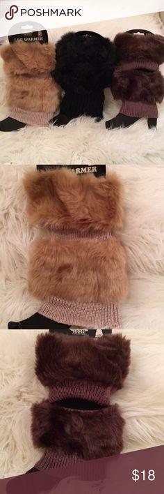 I just added this listing on Poshmark: Faux fur leg boot warmer. #shopmycloset #poshmark #fashion #shopping #style #forsale #Accessories