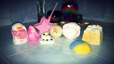 Lush Cosmetics - Bath Balls #Lush #bath #balls #relax #beauty