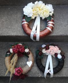 Funeral, Floral Wreath, Halloween, Home Decor, Crowns, Xmas, Creative, Homemade Home Decor, Flower Crown