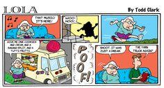 "Lola Loves the ""Ice Cream"" Truck …"