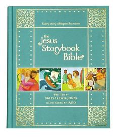 The Jesus Storybook Bible (Keepsake Gift Edition)  is The Jesus Storybook Bible  wrapped up in a beautiful new cover.     With the new  T...