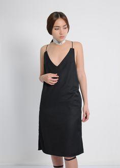 #monicabachue #velazca #blackdress #dress #cleftlip Cleft Lip, Hue, Dresses, Fashion, Vestidos, Atelier, Moda, Fashion Styles, Dress