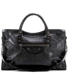 mytheresa.com - Ledertasche Classic City ► Balenciaga : mytheresa.com - Luxury Fashion for Women / Designer clothing, shoes, bags
