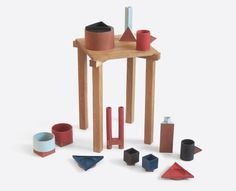Ritual Objects, Louie Rigano, 2013, États-Unis