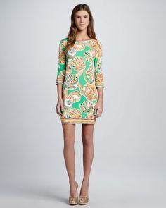 1c80906f7b7 Indio Seashells Dress by Trina Turk at Neiman Marcus.