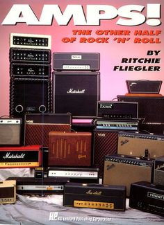 Books about Guitar Amps