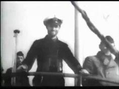 Kapitänleutnant Reinhard Hardegen on the day he was awarded the Knights Cross. January 1943.