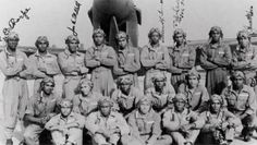 Tuskegee Airmen  America's first black military aviators.  The Tuskegee Airmen were recruited by the U.S. Army Air Corps between 1941 and 1946 to address a shortage of U.S. military pilots during World War II.
