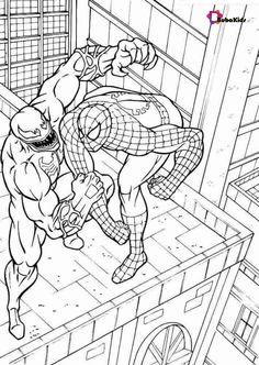 ausmalbilder spiderman zum ausdrucken 40 malvorlage spiderman ausmalbilder kostenlos