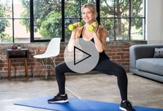 This Strength Workout Is Perfect for Beginners Who Aren't Sure Where to Start
