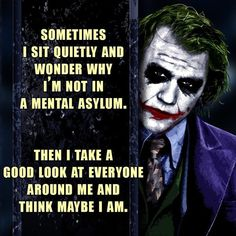 Joker movie memes start getting attention with time. We post the most viral collection of Joker movie memes. Let's start to see all the Joker movie memes. Dark Quotes, Wise Quotes, Words Quotes, Funny Quotes, Sayings, Qoutes, Strong Quotes, Best Joker Quotes, Badass Quotes