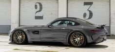 Mercedes-AMG Black Series AMG GT