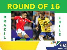 Brazil vs Chile 2014-Odds, Preview, Prediction- FIFA World Cup 2014