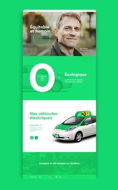 Téo Taxi on Behance