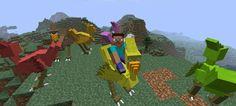 Animal Bikes Mod Minecraft 1.5.2 / 1.5.1