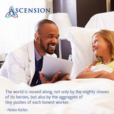 How can you help move the world along this week? #MissonMonday #WeAreAscension