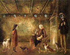 Good Morning Dr Fischer - History of Art: Leonora Carrington