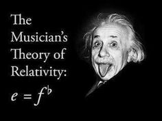 See I can love science and be a band nerd too!!