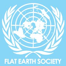 Why does the UN flag depict a flat disk shaped earth? HMMM, very odd!!  flat earth society - Пошук Google
