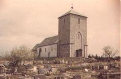 Olavskirken 1958.