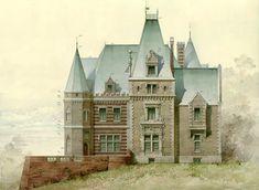 Russian 19th century neo-gothic