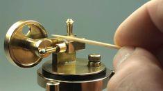 Miniature Steam engine.
