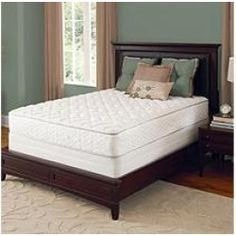 ▶ ▶ ▶HUGE SALE Perfect Sleeper Westmont Plush Mattress Set - Cal King - Low Profile Boxsprings Reviews