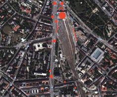 Közlekedési csomópontok