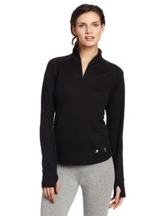 Carhartt Women's Base Layer Quarter Zip for only $34.99 You save: $7.01 (17%)