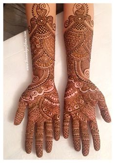 16 Ideas Indian Bridal Henna Fingers For 2019 Latest Bridal Mehndi Designs, Indian Henna Designs, Full Hand Mehndi Designs, Henna Art Designs, Mehndi Designs For Beginners, Mehndi Designs 2018, Dulhan Mehndi Designs, Wedding Mehndi Designs, Tattoo Designs