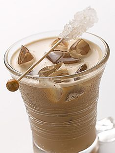 Iced Cappuccino Recipe  2 cups cool coffee (strong is best)  1 tablespoon instant coffee granules  ¼ cup sugar  1 teaspoon vanilla  1 ½ cups milk     Place all ingredients in a blender. Blend about 2 minutes or until smooth and frothy. Serve immediately over ice.