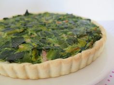 Quiches, Entrees, Cooking, Breakfast, Recipes, Comme, Food, Pizza, Kochen