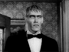 When I worked in Rockaway, NJ, there was a cop who looked just like Lurch. We even used to call him that. He used to always give me speeding tickets on the same road all the time. One day he said, to me, Casey, are you ever gonna learn? I said probably not, Lurch so give me the ticket. No he says, I give up, have a nice day. I never got a ticket from him again. Matter of fact, he always waved at me when we saw each other. This is what his face looked like when he saw my car.