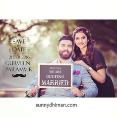 "Amaraay : The Event Diaries ""Pre Wedding Photo Shoot . Save the date ideas "" Pre Wedding Poses, Pre Wedding Shoot Ideas, Wedding Couple Photos, Wedding Photo Props, Pre Wedding Photoshoot, Wedding Couples, Couple Shoot, Wedding Pics, Wedding Card"