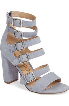 Sam Edelman Yasmina Buckle Strap Gladiator Sandal (Women) available at #Nordstrom